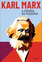 A miséria da filosofia - Lafonte