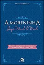 A moreninha - Joaquim Manuel de Macedo - literatura - Ciranda Cultural