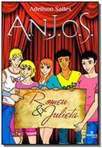 A.n.j.o.s. - romeu e julieta - volume 2 - Intelitera