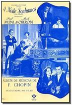 A noite sonhamos  -album de musicas de f. chopin - Irmaos Vitale