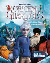 A Origem Dos Guardiões - Os Guardiões Se Misturam - Caramelo