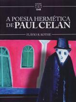 A Poesia Hermética de Paul Celan - Unb