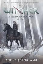 A Senhora Do Lago - Volume 1: The Witcher - Wmf martins fontes