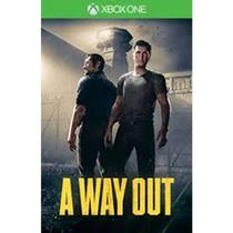 A way out xbox one - Microsoft