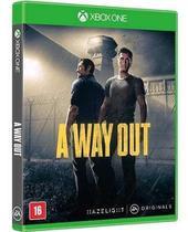 A Way Out - XboxOne - Ea
