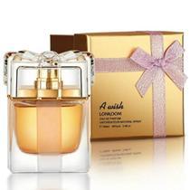 A Wish eau de parfum 100ml Lonkoom Perfume Feminino Original -