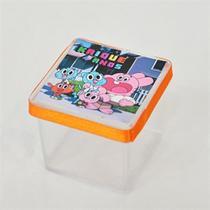 A1-Lembrancinha Caixa 4cm Gumball - Mz decoraçoes e festas