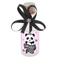 A1-Lembrancinha Garrafa 50ml Panda - Mz decoraçoes e festas