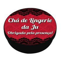 A1-Lembrancinha Latinha Chá de Lingerie Modelo 01 - Vem festejar