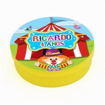 A1-Lembrancinha Latinha Circo - Mz decoraçoes e festas
