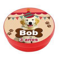 A1-Lembrancinha Latinha Dogs - Mz decoraçoes e festas