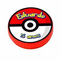A1-Lembrancinha Latinha Pokémon - Mz decoraçoes e festas