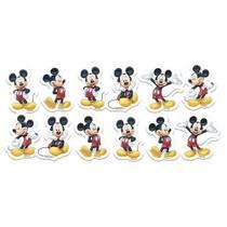 A2-Aplique EVA Impresso Mickey c/ 06 unidades - Grintoy