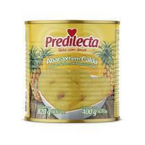 Abacaxi em Calda Lata 400g Predilecta -