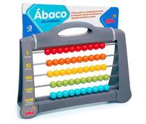 Abaco Escolar Do Aluno Educativo Pedagógico 50 Bolas - Elka Brinquedos