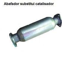 Abafador Substitui Catalisador Vw MI 97.. ( Redondo Boquinha )Veja modelo dos veículos na descrição - Jk