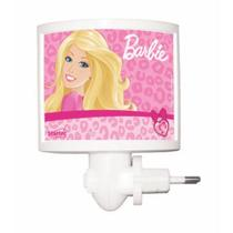 Abajur Infantil Mini LED Barbie Startec -