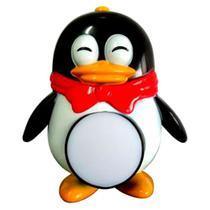 Abajur Luz Noturna Pinguim - Dni