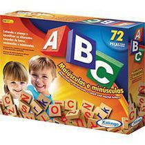 ABC c/ 72 peças - Xalingo -