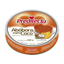 Abobora com Coco Lata 600g Predilecta -