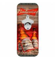 Abridor de Garrafa Budweiser - The home