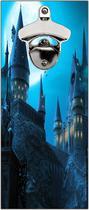Abridor De Garrafa Magnético Cervejas Harry Potter - Vital Quadros