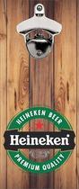 Abridor De Garrafa Magnético Parede Cerveja Rústico - Vital quadros
