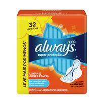 Abs always basico seco c/abas lv32pg28 - Procter & Gamble Do Brasil S/A
