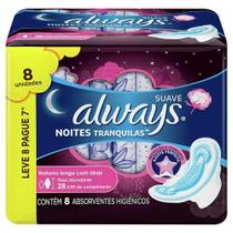 Abs always noturno total suave c/abas - Procter & Gamble Do Brasil S/A