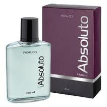 Absoluto Fiorucci - Perfume Masculino - Deo Colônia - 100ml -