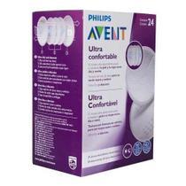 Absorvente Descartável para Seios Dia e Noite (24 unidades) - Phillips Avent - Philips Avent