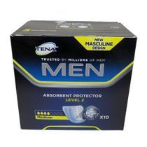 Absorvente Incontinência Men Level 2 com 10un - Tena -
