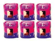 Absorvente Para Seios Descartáveis 30 Un. 6 Pacotes - Hig Pro -