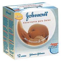 Absorvente Para Seios Johnson's Com 12 Unidades - Johnsons