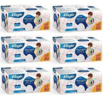 Absorvente Para Seios Kit Com 6 Caixas - Affagio -