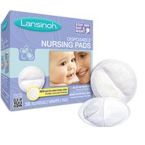 Absorventes para seios descartáveis Stay Dry 36un - Lansinoh