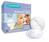Absorventes para seios lansinoh stay dry c/ 36 unidades - l01020004 -
