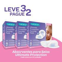 Absorventes para Seios Ultimate Protection Lansinoh - Leve 3 Pague 2 -