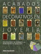 Acabados decorativos en joyería: del esmaltado y el grabado a la incrustación y el granulado - Zamboni