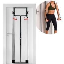 Academia de Porta Estação para Exercícios de Musculação - Pista E Campo