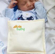 Acalma Bebê Almofada de Ervas Contra Dores do Bebê Cólica - Alivio Baby - Sonho E Estilo