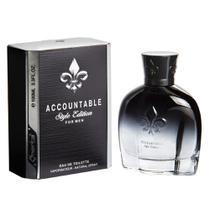 Accountable Style Edition Omerta Perfume Masculino - Eau de Toilette -