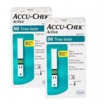 ACCU-CHEK ACTIVE - 100 TIRAS (2x50) - Roche