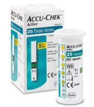 Accu-Chek Active 25 Tiras - Roche