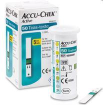 Accu-Chek Active 50Tiras - Roche