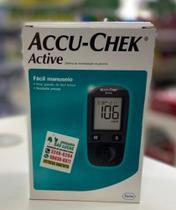Accu-chek active aparelho - ROCHE