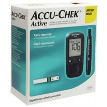 Accu-Chek Active Kit Monitor de Glicemia Completo - Roche