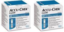 Accu-chek Guide 100 tiras (2x50) - Roche