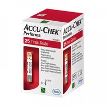 Accu-Chek Performa C/25Tiras - Roche -