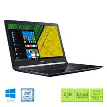 Acer A515-51G-70UP Intel core i7 20GB RAM 2TB HD  GeForce 940MX 2 GB  15.6